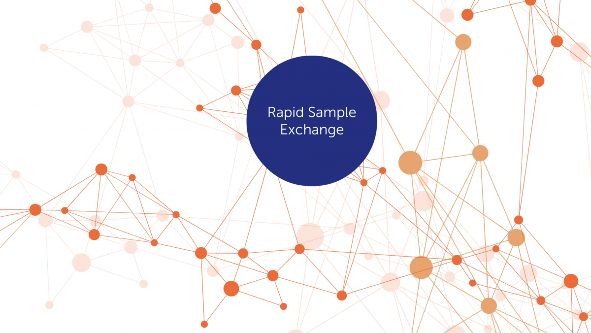 Rapid sample exchange