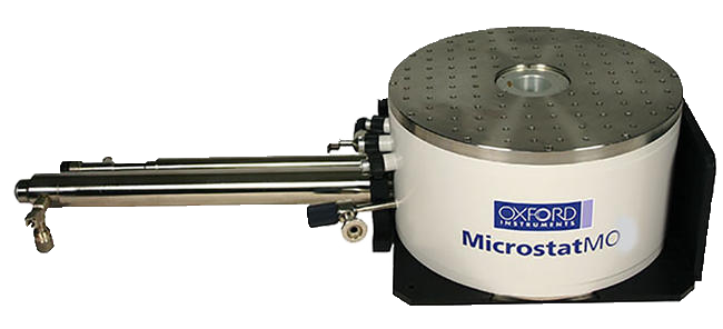 MicrostatMO - Microscopy, microstats, helium cryostat, magnet for low temperature research and cryogenics