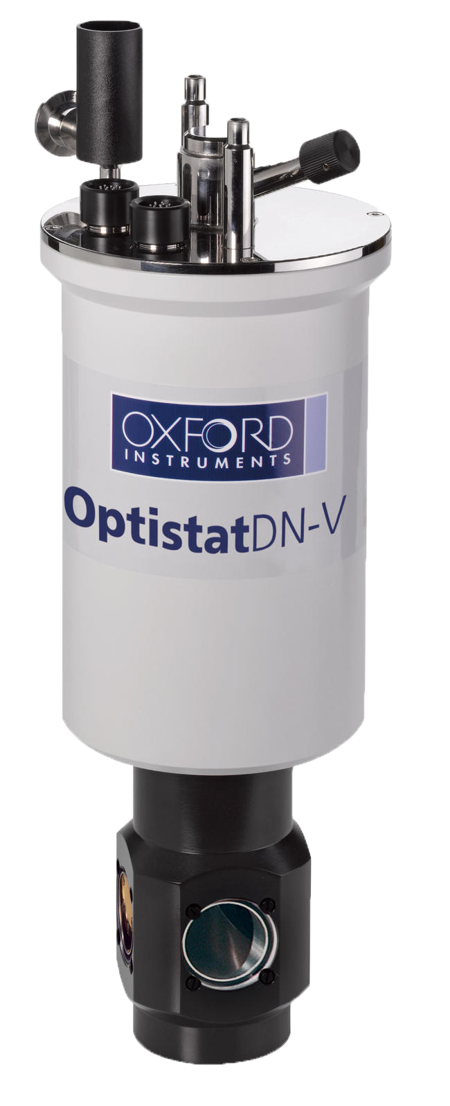 OptistatDN-V - Spectroscopy, cryostats, wet nitrogen cryostats, and sample-in-vaccuum for low temperature research and cryogenics
